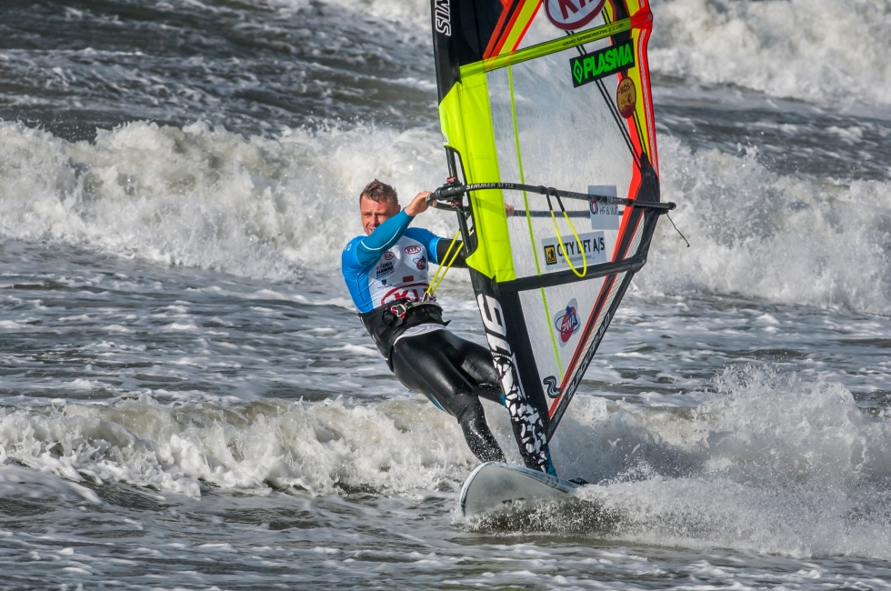 Windsurfing pro