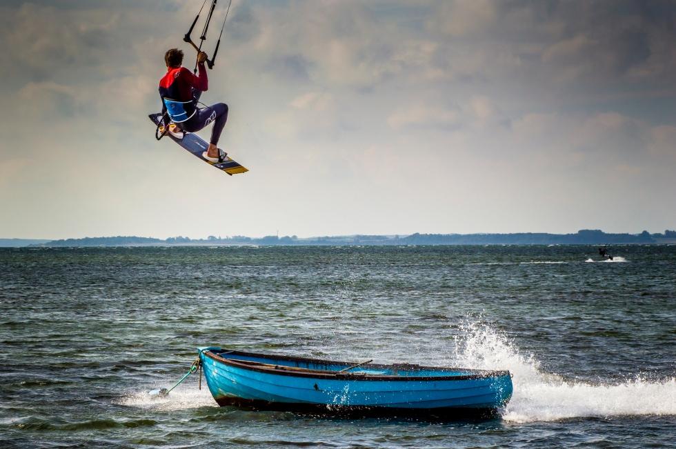 Cabrinha kiteboard gear test