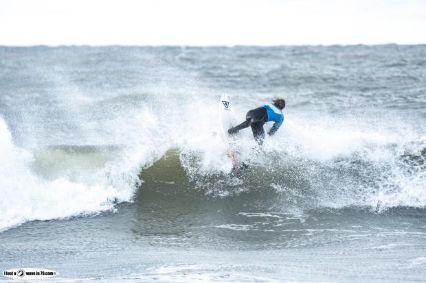 Surfing in Denmark