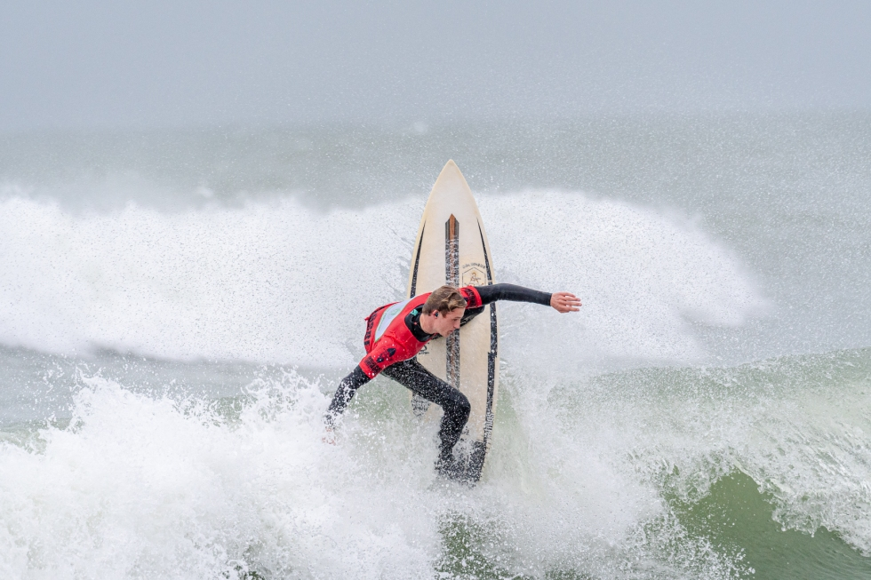 Surfing Klitmøller